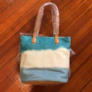 Perlina Handbags - Brand New Perlina Summer Beach Ombré Tote