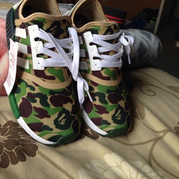 43c869d3a Adidas R1 Bape nmd