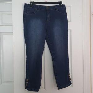 d. jeans on Poshmark