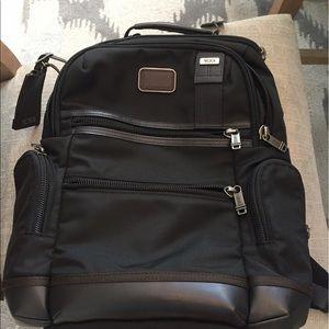Tumi Handbags - New Tumi Alpha Backpack