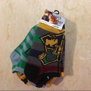 Bioworld Accessories - NWT Harry Potter Socks