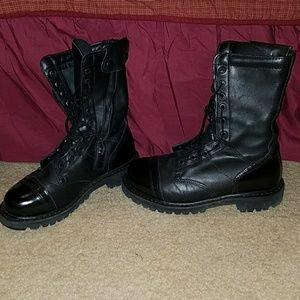 Rocky Other - Tactical, Service side zip boot