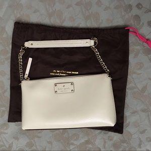 Beautiful Kate Spade Wellesley small handbag