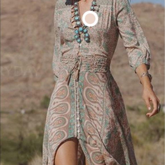 e36e9ae0a91 Dresses   Skirts - Boho chic Dress Western Country Dress