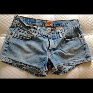 Lucky Brand Pants - Lucky's jean shorts