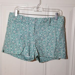 The Limited Pants - The Limited floral shorts