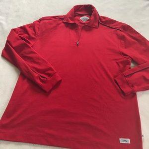 Callaway Other - Callaway X Series Red Pullover Zip Up