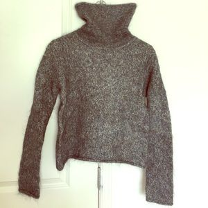 Multi Colored Mohair Sweater
