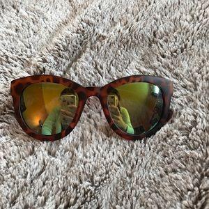 AJ Morgan Accessories - Tortoise shell sunglasses