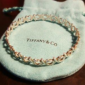 Tiffany & Co. Jewelry - T & Co. Paloma Picasso XO Hugs and Kisses Bangle