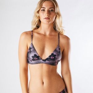 acacia swimwear Other - Acacia Awapuhi top in Modern Pacific