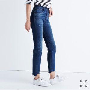 Madewell Denim - Madewell Perfect Vintage Jean