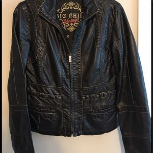 Big Chill Jackets & Blazers - Big Chill Vintage Jacket