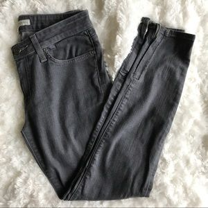 Joie zipped Super Skinny Jeans Grey