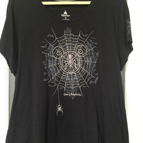 2a0159a1c24 Disney Tops - Plus-size 1X Halloween Glow Dark T-shirt