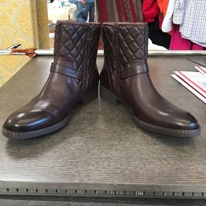 Arturo Chiang Shoes - Brand new leather boots