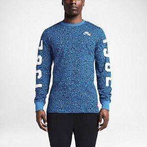 Nike Other - Men's Nike Basketball Pivot Long Sleeve Tee