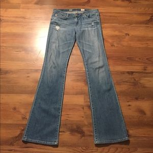 AG Adriano Goldschmied Angel Bootcut Jeans 30