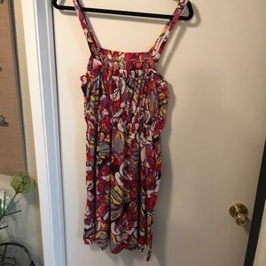 Pure Energy cotton floral  summer dress. Size 2x