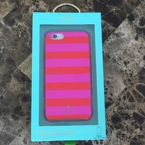 New Kate Spade iPhone case 6 or 6s iPhone case