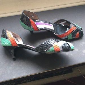 henri bendel Shoes - ❣️SALE❣️Henri Bendel Kitten Heels