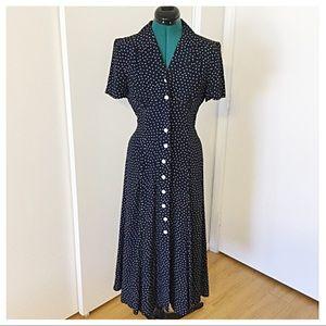 Vintage Dresses & Skirts - Vintage Grunge Dress