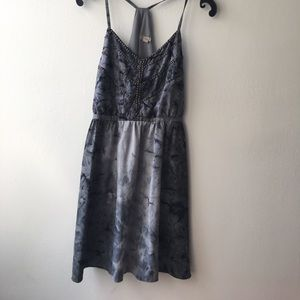 Ecote Dresses & Skirts - UO ecoté summer dress marble pattern
