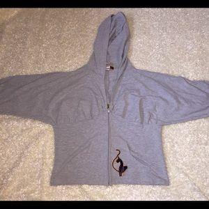 Grey, Baby Phat jacket
