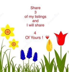 Tops - Sharing is Caring ! ❤️ @LakeLilyLane