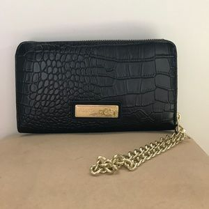 Olivia + Joy Handbags - Black OLIVIA + JOY NEW YORK CLUTCH