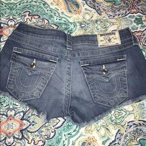 True Religion Pants - Women's True Religion Shorts