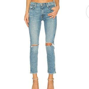 GRLFRND Denim - Petite Naomi high-rise skinny jeans