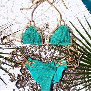 Beach Bunny Other - Mint Madagascar Glam