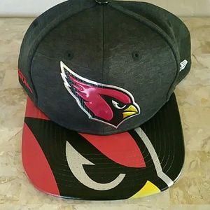 Authentic NFL Arizona Cardinal Hat NWT