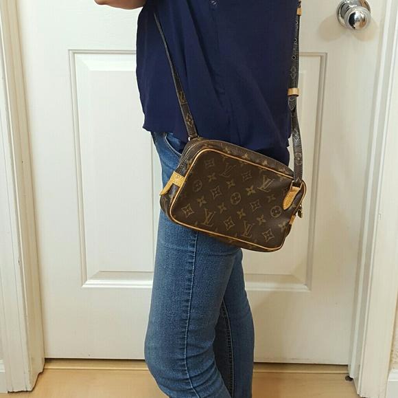 4482c6933d55 Louis Vuitton Handbags - Authentic LouisVuitton Marly Bandouliere crossbody