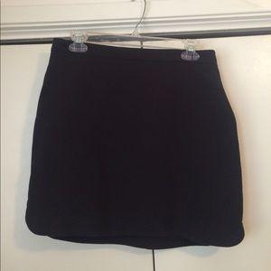 Forever 21 Dresses & Skirts - Above the knee black business casual skirt