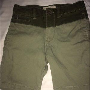 Zara Other - Zara Kids Two Tone Bermuda Shorts