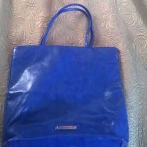 Bcbg blue bag