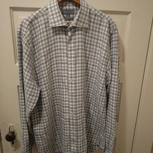 Hickey Freeman Other - HICKEY FREEMAN MEN'S LONG SLEEVE BUTTON UP SHIRT