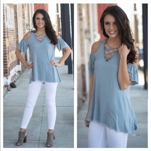 Infinity Raine Tops - 💜ONLY 1 left💜🆕gorgeous, Flattering & so soft 💜