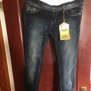 Paris Blues Denim - NWT Paris Blues Jeans