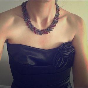 NEW!!! Handmade Christmas tree necklace