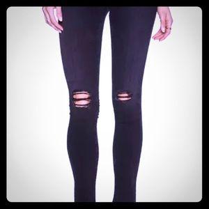 AG Adriano Goldschmied Denim - AG legging ankle Jean, Super Skinny Ankle, Size 30