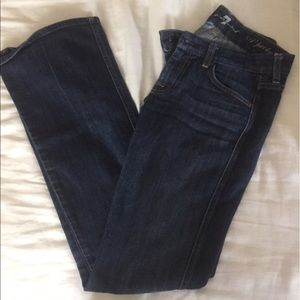 Denim - 7 for All Mankind Flare Jeans