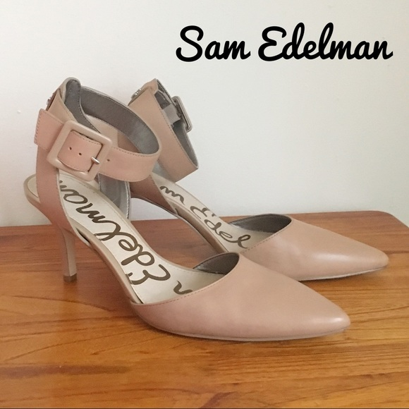 745591b2b46b M 5904fdb5a88e7d5538017f81. Other Shoes you may like. Sam Edelman Leopard  Lucie Pumps Calf Hair 6M. Sam Edelman ...