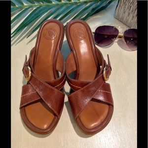 Nurture by Lamaze Shoes - Nurture Brown Sandals