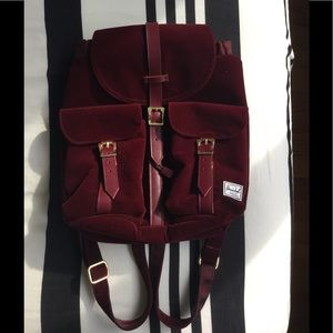 8c7a82c0930 Herschel Supply Company Bags - Herschel Dawson Velvet Backpack
