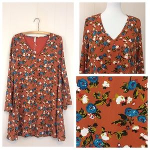 Pinkblush Dresses & Skirts - NWT❣️Pinkblush | Gorgeous Loose Floral Dress
