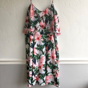Vince Camuto Dresses & Skirts - 🎉HP🎉Vince Camuto Tropic Havana dress, NWT