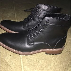 Perry Ellis Portfolio Gunner Boots